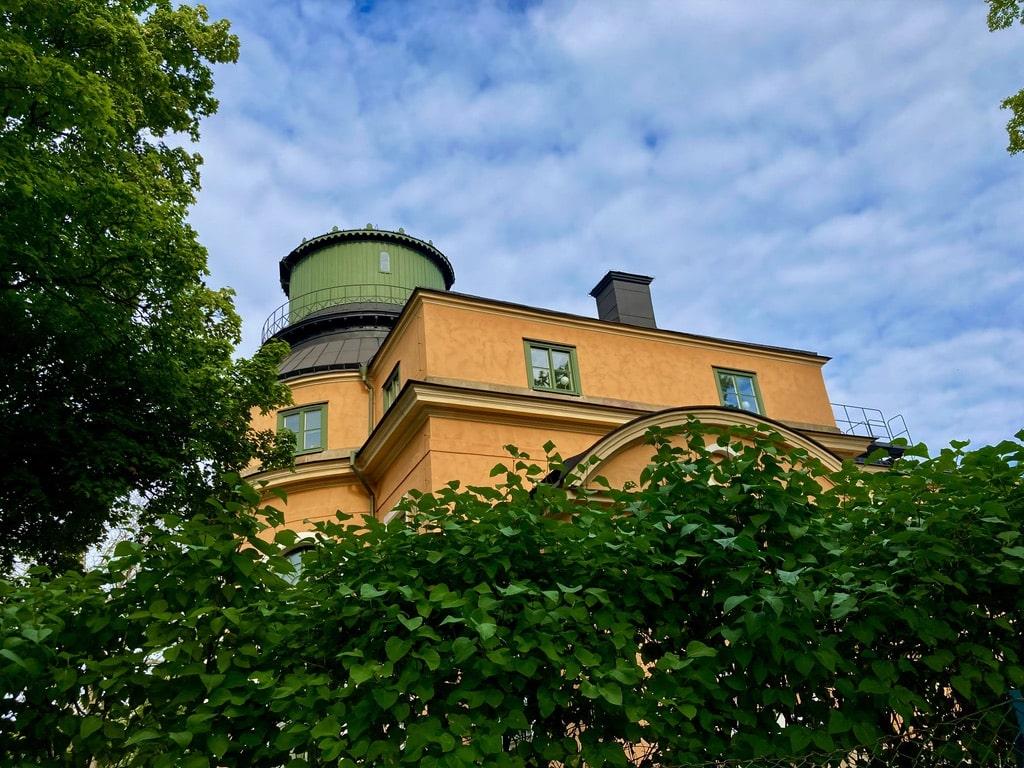 Stockholms gamla observatorium